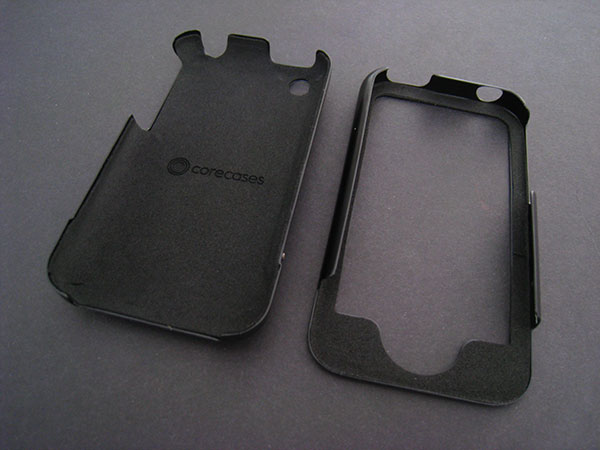 Review: Core Cases Aluminum Slider Case for iPhone 3G