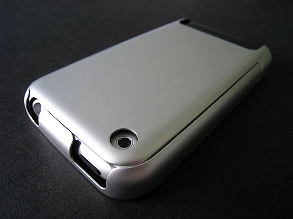 Review: Core Cases Aluminum Slider Cases for iPod nano, touch + iPhone