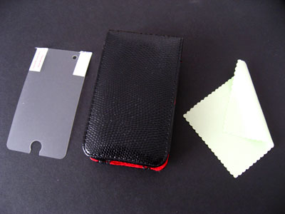 Review: CoverCase Cobra Leather Cases for iPods and iPhone