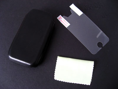 Review: CoverCase iPhone Slip Hard Leather Case
