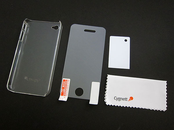 First Look: Cygnett Crystal, Glam, Lavish + Snaps Duo Cases for iPhone 4