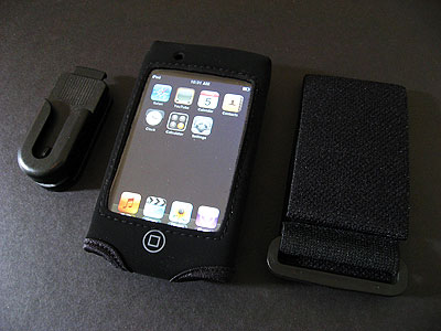Review: DLO Action Jacket for iPod touch