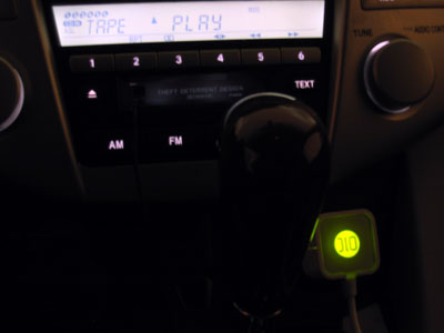 Review: DLO AutoPod Intelligent Car Charger for iPod, iPod nano and iPod mini