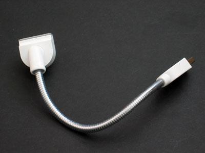 Review: DLO Flexible Dock for iPod shuffle
