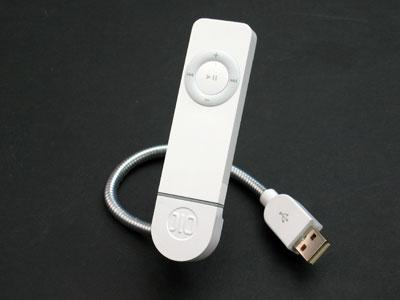 First Looks Shuffle: Luxury Case, DLO Docks, MP3Bandits, Shufflesome & Poptune Stickers 5