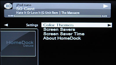 Review: DLO HomeDock Deluxe Home Entertainment Dock for iPod with On-Screen Navigation