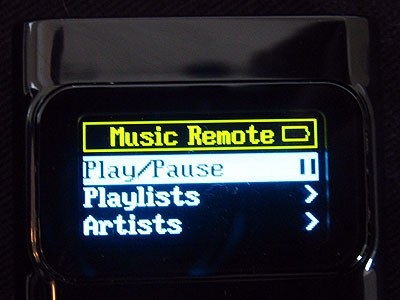 Review: DLO HomeDock Music Remote