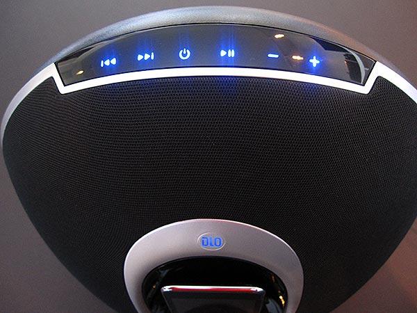 Review: DLO iBoom JukeBox
