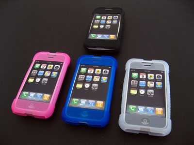 Review: DLO Jam Jacket for iPhone 3