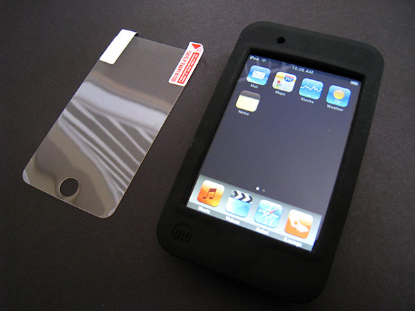 Review: DLO Jam Jacket Multiclip for iPod touch
