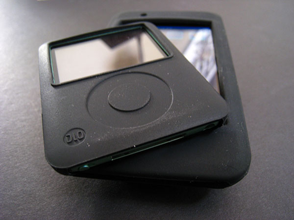 Review: DLO Jam Jacket Design for iPod nano
