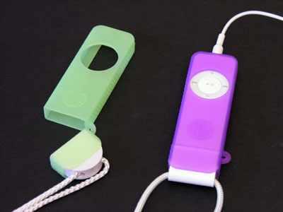 Review: DLO Jam Jackets and Caps for iPod shuffle