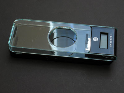 Review: DLO nanoTune FM Transmitter/FM Radio/Headphone Amp for iPod nano