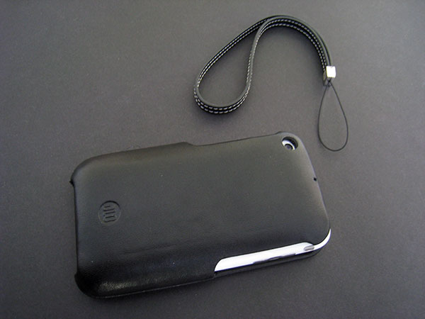 Review: DLO SlimCase for iPhone 3G