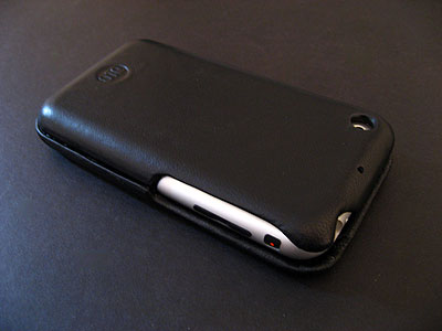 Review: DLO SlimCase Protective Leather Shell for iPhone