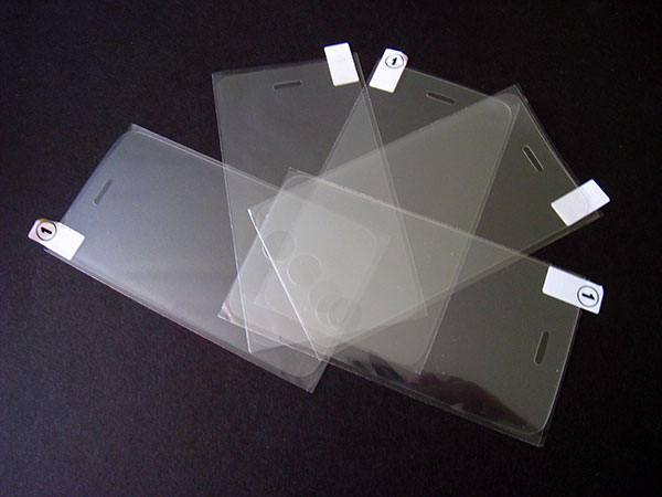 First Look: DLO Surface Shields Anti-Glare Protection for iPhone 3G