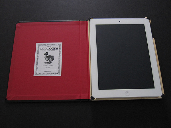 Review: DODOcase DODOcase for iPad 2