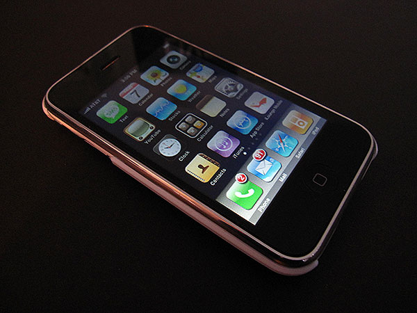 Review: Elago Design Slim Fit Case for iPhone 3G