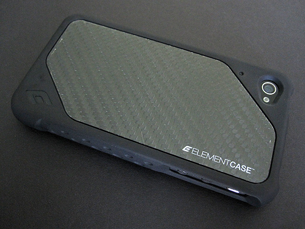 Review: Element Case Formula + Ion for iPhone 4