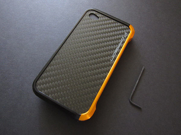 First Look: Element Case Vapor for iPhone 4