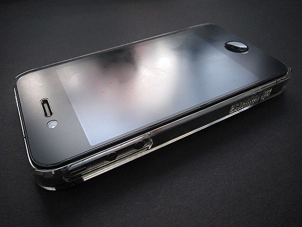 First Look: Essential TPE Iro Case for iPhone 4