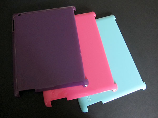 First Look: Essential TPE Iro Case Snapsnap for iPad 2