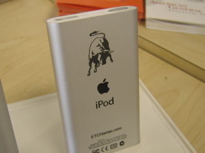 Review: ETCHamac iPod Etching Service