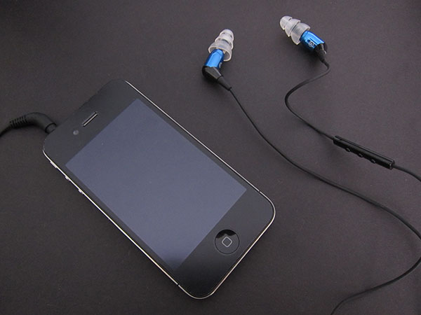 Preview: Etymotic mc3 Headset + Earphones With 3-Button Remote