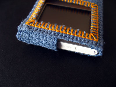 Review: FatPengy iStitch Customizable Protective Slip-on Cover for iPod nano