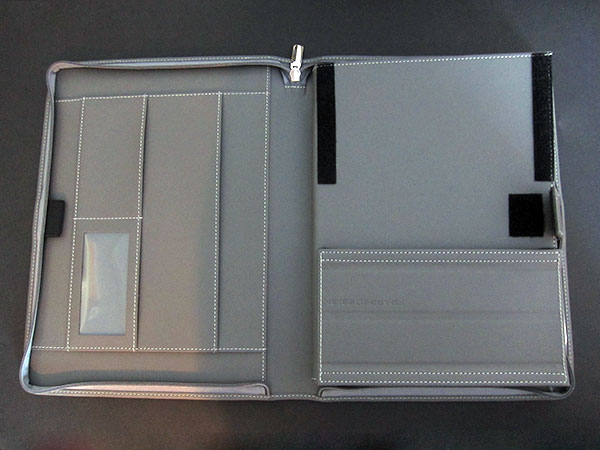 First Look: FrappeDesign Executive Folio for iPad