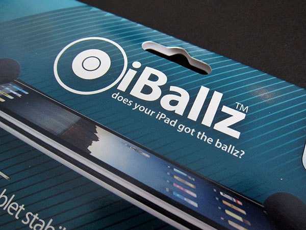 First Look: Friendly Integration iBallz Originals for iPad