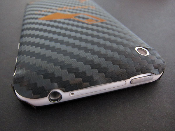 First Look: Fusion of Ideas Stealth Armor for iPhone 3G/3GS