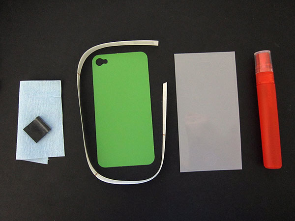 First Look: Fusion of Ideas Stealth Armor for iPhone 4