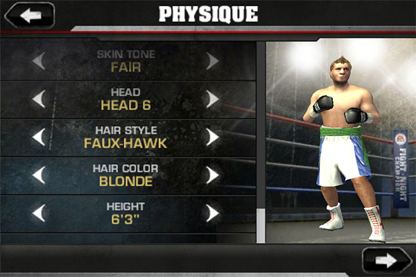 iPhone Gems: DoubleDragon + Fight Night Champion 10