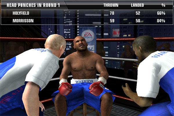 iPhone Gems: DoubleDragon + Fight Night Champion 14