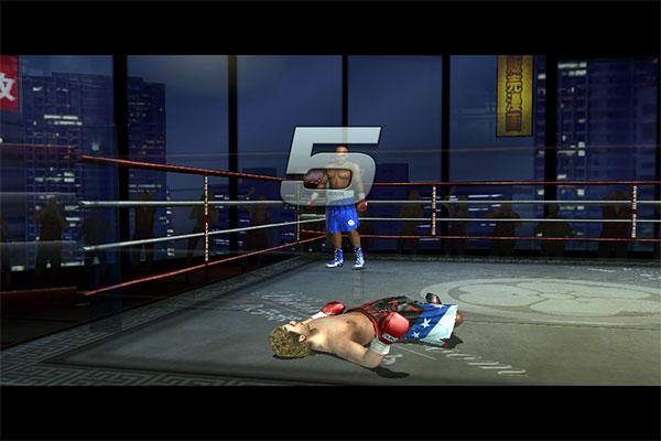 iPhone Gems: DoubleDragon + Fight Night Champion 16