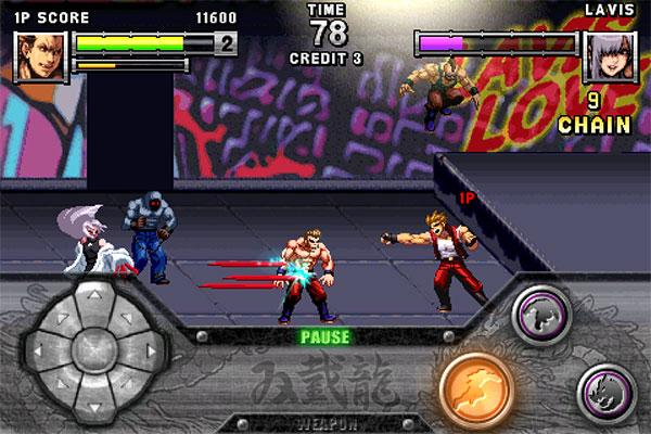 iPhone Gems: DoubleDragon + Fight Night Champion 19