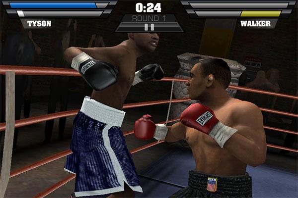 iPhone Gems: DoubleDragon + Fight Night Champion 2