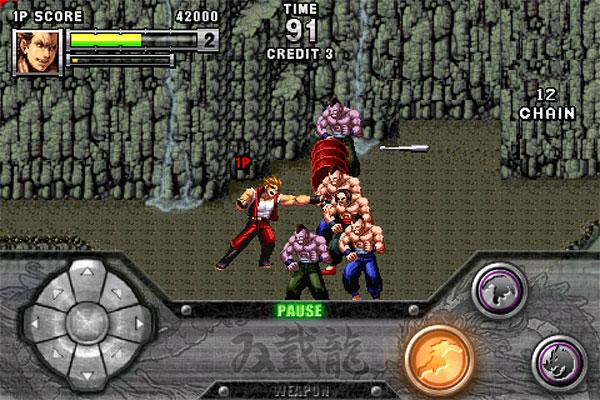 iPhone Gems: DoubleDragon + Fight Night Champion 22
