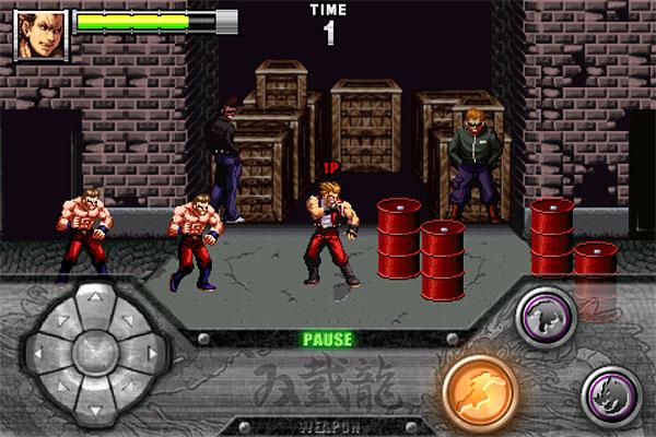 iPhone Gems: DoubleDragon + Fight Night Champion 25