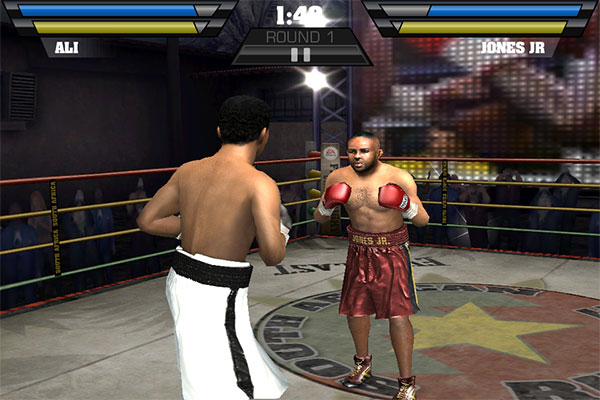 iPhone Gems: DoubleDragon + Fight Night Champion 4