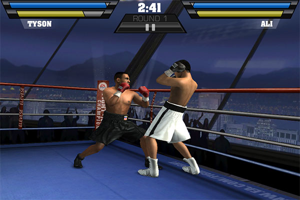 iPhone Gems: DoubleDragon + Fight Night Champion 5