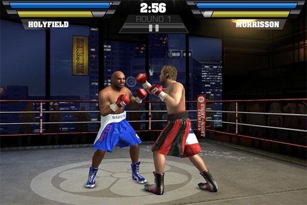 iPhone Gems: DoubleDragon + Fight Night Champion 9