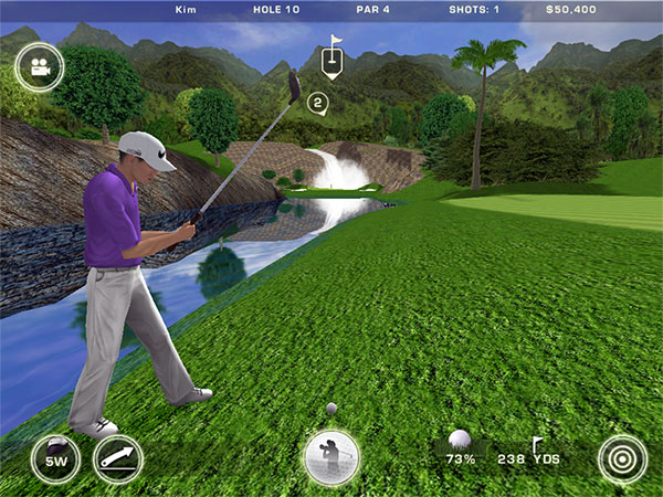 iPhone + iPad Gems: Great Little War Game, Rainbow Six Shadow Vanguard, Ring Blade + Tiger Woods 12 30
