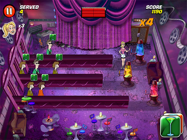 iPhone + iPad Gems: Burn It All, Frisbee Forever, Gears, Pulse, Tapper World Tour + Unpleasant Horse