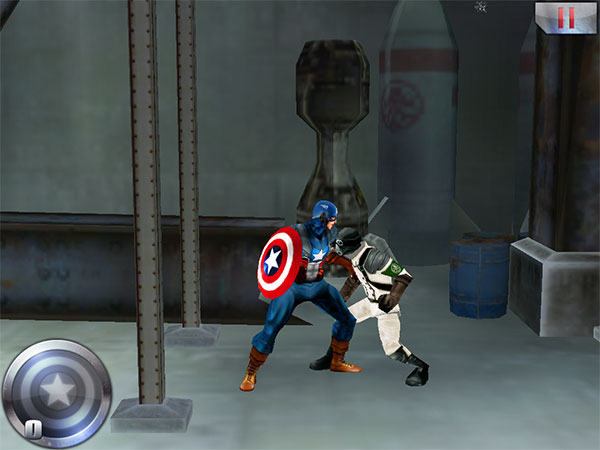iPhone + iPad Gems: 9mm, Captain America, Honey Tribe + Rainbow Six: Shadow Vanguard HD 11