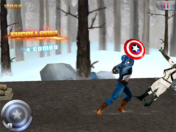 iPhone + iPad Gems: 9mm, Captain America, Honey Tribe + Rainbow Six: Shadow Vanguard HD 12