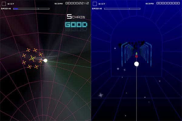 iPhone + iPad Gems: Fast Five, Groove Coaster, Luxor 2 + Protoxide: Death Race