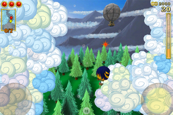 iPhone + iPad Gems: Deo, Draw Slasher: The Quest, Fractal, Rogue Sky + Spy Mouse 16