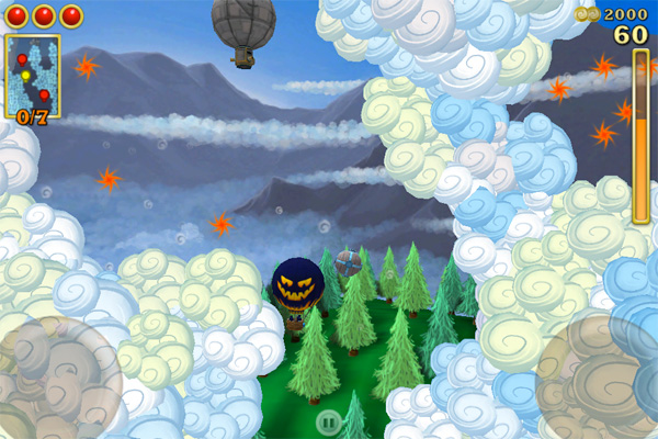 iPhone + iPad Gems: Deo, Draw Slasher: The Quest, Fractal, Rogue Sky + Spy Mouse 17